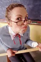 cruel teacher